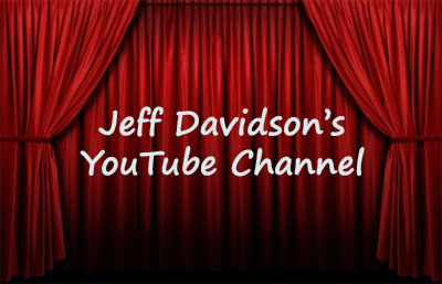 Jeff Davidson's Youtube Channel